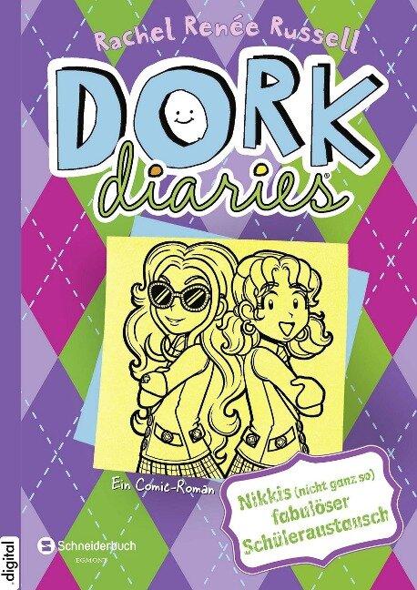 DORK Diaries, Band 11 - Rachel Renée Russell