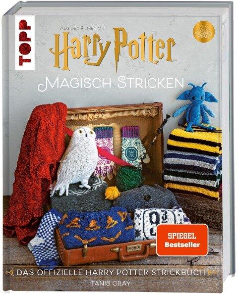 Harry Potter: Magisch stricken - Tanis Gray