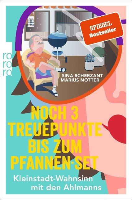 Noch 3 Treuepunkte bis zum Pfannen-Set - Sina Scherzant, Marius Notter