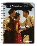 Jack Vettriano 2019 Buchkalender Deluxe -