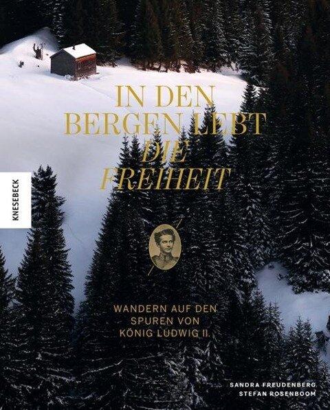 In den Bergen lebt die Freiheit - Sandra Freudenberg