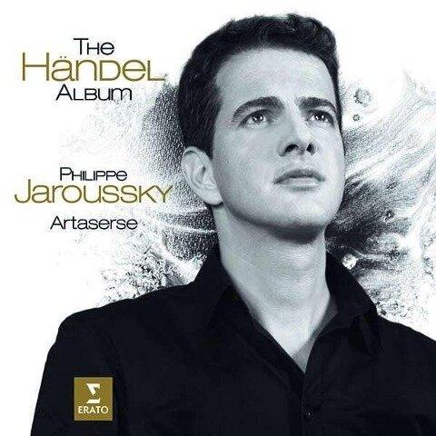 The Händel Album (Ltd.Deluxe Edition) - Philippe/Artaserse Jaroussky