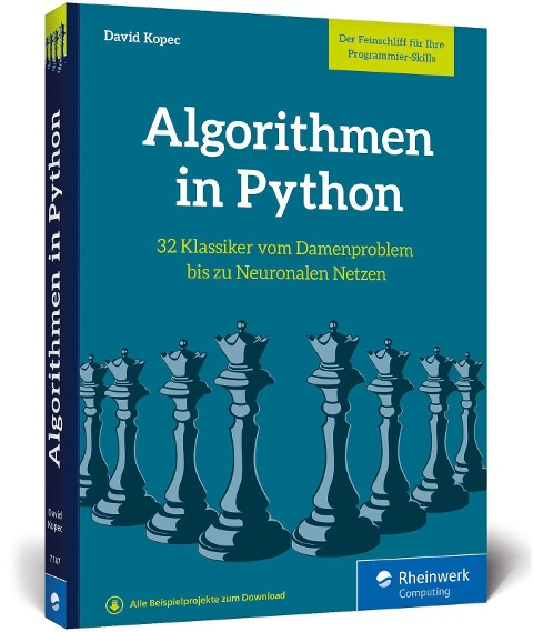 Algorithmen in Python - David Kopec
