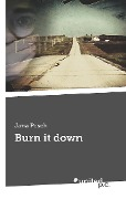 Burn it down - Jana Pesch