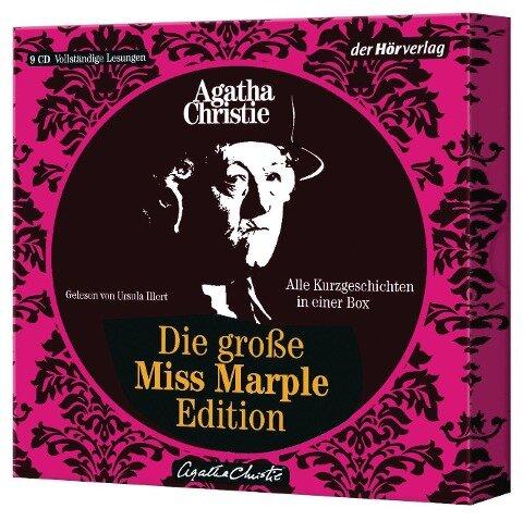 Die große Miss-Marple-Edition - Agatha Christie