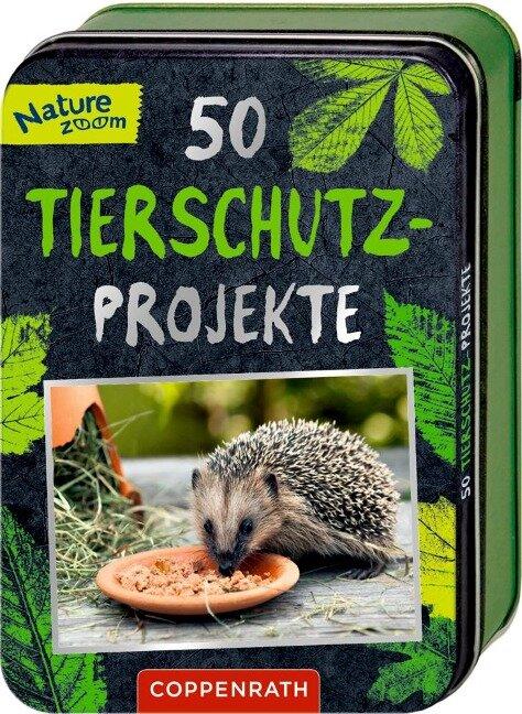 50 Tierschutz-Projekte