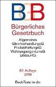 Bürgerliches Gesetzbuch -