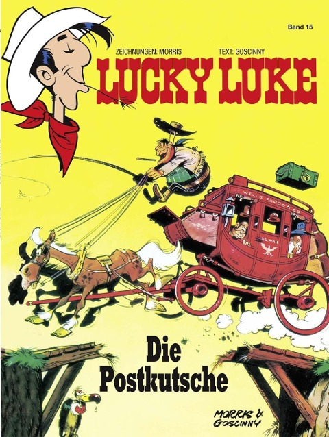 Lucky Luke 15 - Morris, René Goscinny