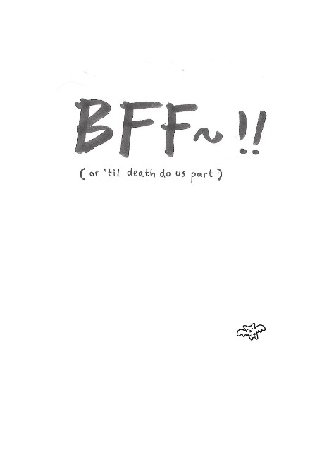 BFF~!! (or 'til death do us part). Luna Darko 05 - Luna Darko