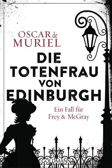 Die Totenfrau von Edinburgh - Oscar de Muriel