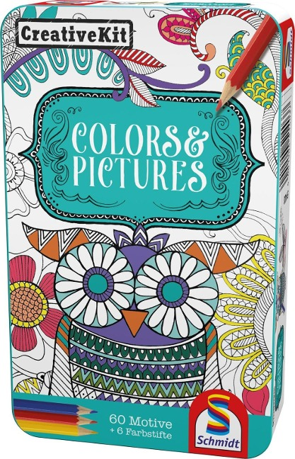 Creative Kit, Colors & Pictures -