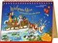 Advents-Tischkalender - Weihnachten mit Kindern aus aller Welt - Ilona Einwohlt
