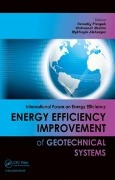 Energy Efficiency Improvement of Geotechnical Systems -
