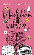 Mädchen auf WhatsApp - Bärbel Körzdörfer