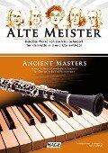 Alte Meister für Klarinette in B und Klavier / Orgel -