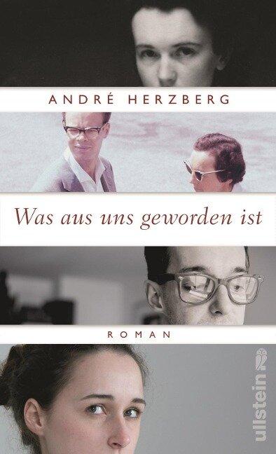 Was aus uns geworden ist - André Herzberg