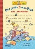 LESEMAUS zum Lesenlernen Sammelbände: Das große Conni-Buch zum Lesenlernen - Julia Boehme