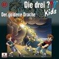 Die drei ??? Kids 67: Der goldene Drache - Boris Pfeiffer