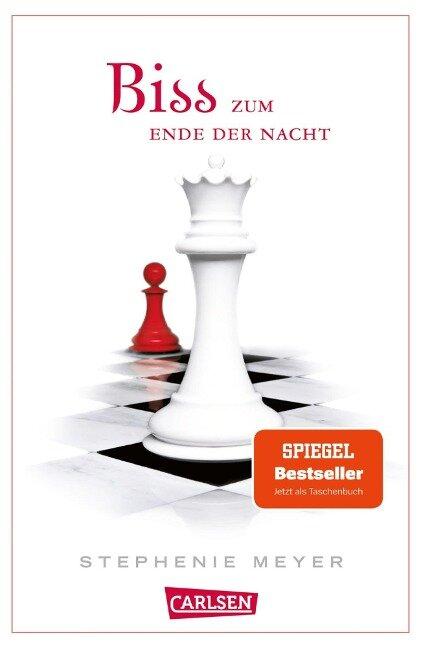 Biss zum Ende der Nacht (Bella und Edward 4) - Stephenie Meyer