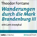 Wanderungen durch die Mark Brandenburg III - Theodor Fontane