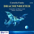 Drachenreiter. 4 CDs - Cornelia Funke
