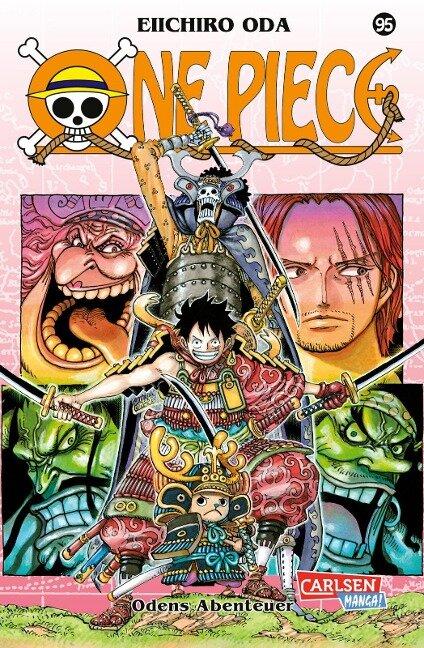 One Piece 95 - Eiichiro Oda