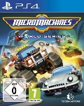Micro Machines World Series (PlayStation PS4) -