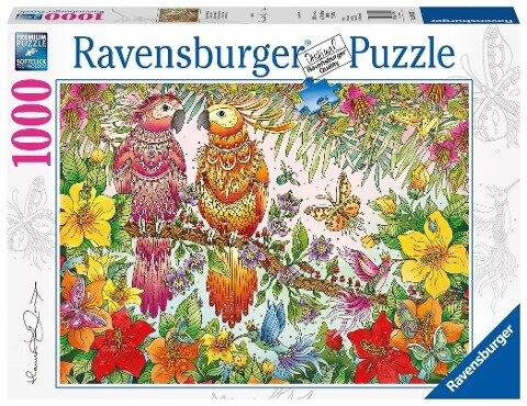 Tropische Stimmung, Puzzle 1000 Teile -