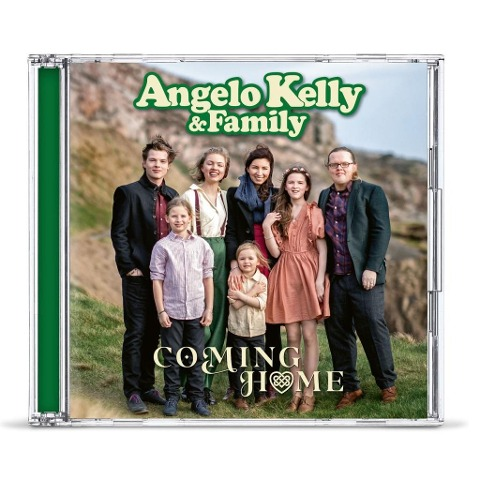 Coming Home - Angelo & Family Kelly