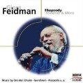 Giora Feidman - Rapsody - Klezmer & More - Ora Bat Chaim, George Gershwin, Astor Piazzolla