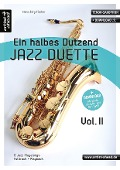 Ein halbes Dutzend Jazz Duette Vol. 2 - Tenorsaxophon - Hans-Jörg Fischer