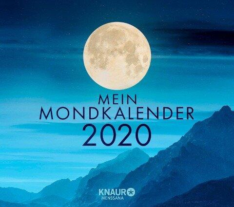 Mein Mondkalender 2020 - Katharina Wolfram