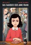 Das Tagebuch der Anne Frank - Ari Folman, David Polonsky, Anne Frank