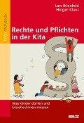 Rechte und Pflichten in der Kita - Lars Ihlenfeld, Holger Klaus