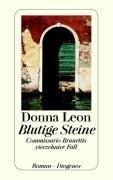 Blutige Steine - Donna Leon