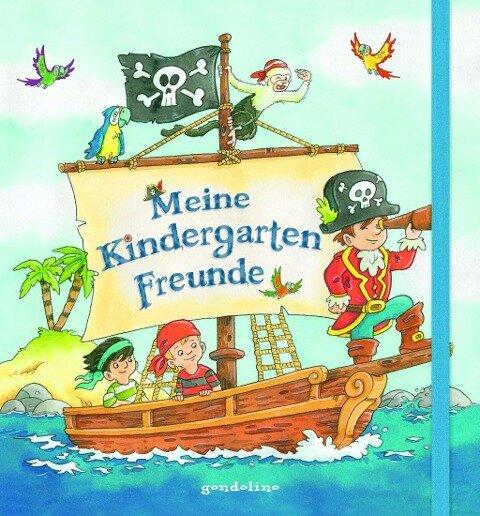 Meine Kindergarten-Freunde -