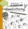Handlettering Übungsbuch -