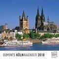 Köln Cologne 2018 - Wandkalender, Quadratformat -