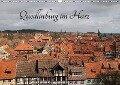 Quedlinburg im Harz (Wandkalender 2017 DIN A3 quer) - Jörg Sabel