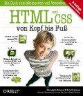 HTML und CSS von Kopf bis Fuß - Elisabeth Robson, Eric Freeman