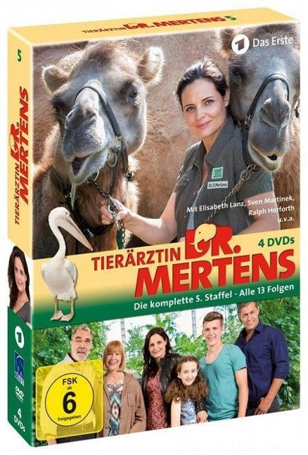 Tierärztin Dr Mertens Staffel 6