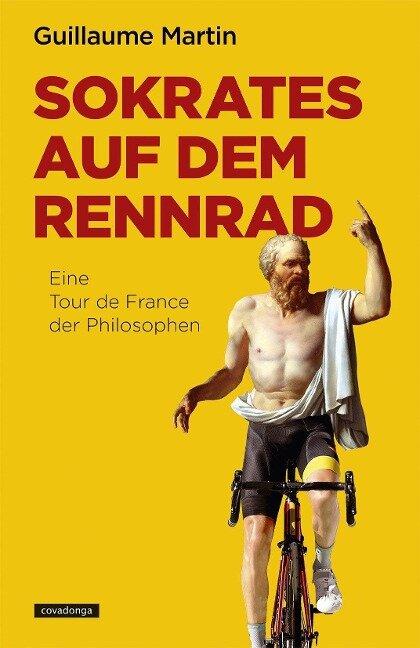 Sokrates auf dem Rennrad - Guillaume Martin