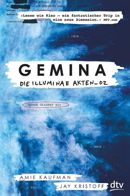 Gemina. Die Illuminae Akten_02 - Amie Kaufman, Jay Kristoff