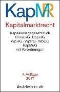 Kapitalmarktrecht (KapMR) -