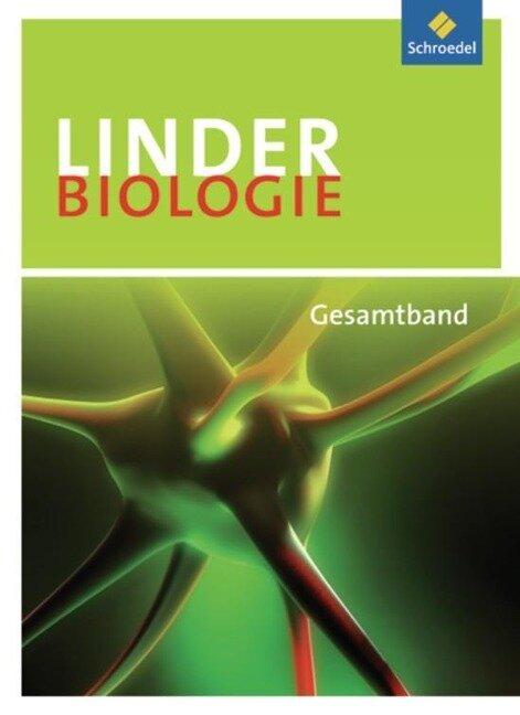 LINDER Biologie. Sekundarstufe 2. Gesamtband -