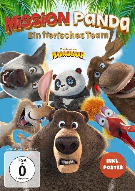 Mission Panda - Ein tierisches Team -
