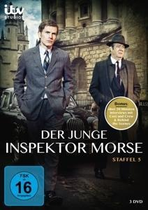 Der Junge Inspektor Morse - Staffel 5 -
