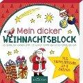 Mein dicker Weihnachtsblock -