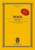 Quintett B-Dur - Carl Maria von Weber