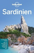 Lonely Planet Reiseführer Sardinien - Kerry Christiani, Duncan Garwood